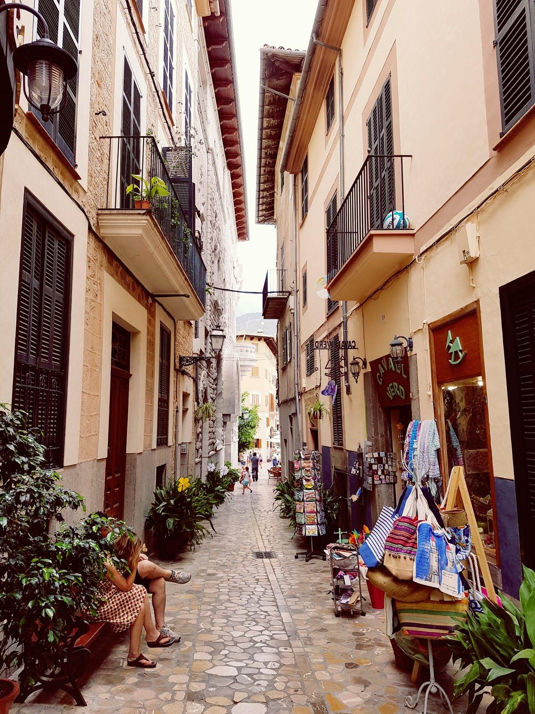 Reis naar Spanje